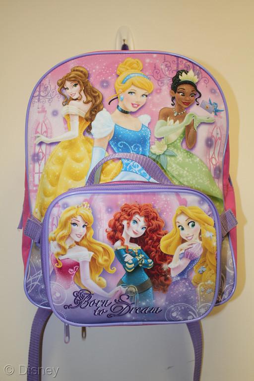 Madeover Merida Backpack