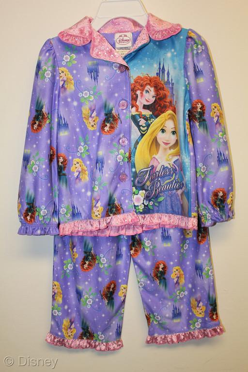 Madeover Merida Pajamas