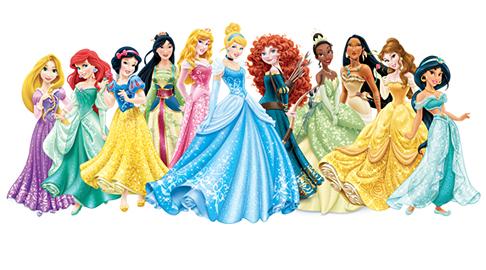 Disney Consumer Products Princesses