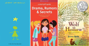 Taking A Stand Against Bullying:   25 Bullying Prevention Books for Tweens and Teens