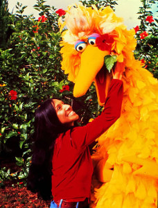 Buffy Sainte-Marie on Sesame Street
