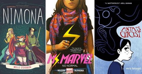graphic-novels-for-teens
