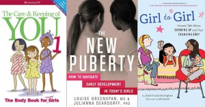 A Time of Change:   Talking with Tweens and Teens about their Bodies