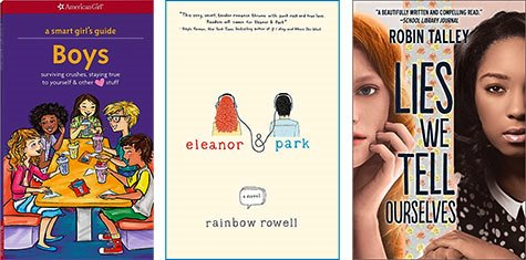 20 Mighty Girl Books For Tweens Teens About Healthy Relationships