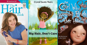 I Love My Hair:   18 Books About Mighty Girls and Their Hair