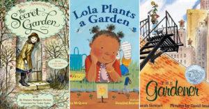 25 Mighty Girl Books Celebrating   Springtime & Gardening