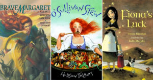 Top Children's Books Celebrating Irish Mighty Girls