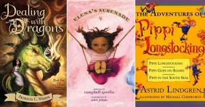 Choose Your Own Adventure:   45 Books to Inspire Adventurous Mighty Girls