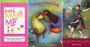 A Mother's Love:   25 Books Celebrating Mighty Moms & Daughters