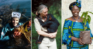 Guardians of the Planet:   12 Women Environmentalists You Should Know