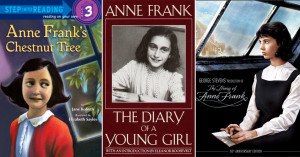 Hope in a Hidden Room:    A Mighty Girl Salutes Anne Frank