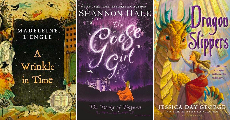 Beyond Harry Potter:   30 Fantasy Adventure Series Starring Mighty Girls