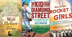 New Release Round-up:   25 New Mighty Girl Books for Early Spring