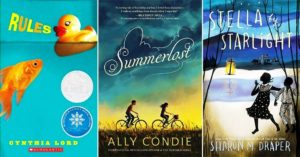 40 Girl-Empowering Beach Reads For Tweens