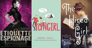 40 Young Adult Books Starring Mighty Girls   For Every Teen's Summer Reading List