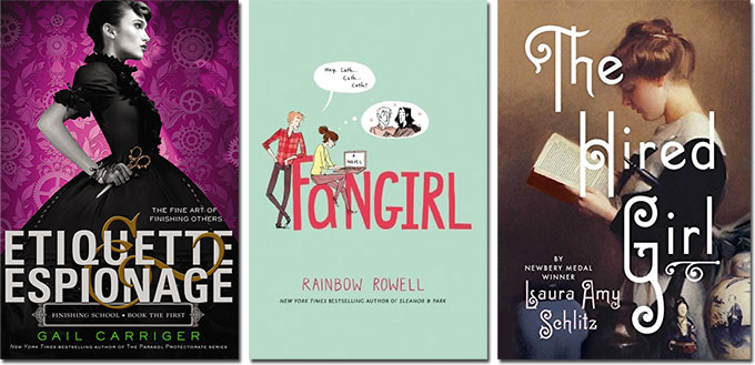 40 Young Adult Books Starring Mighty Girls For Every Teen S Summer