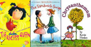 Back to School Time:   40 Books About Mighty Girls' Adventures at School