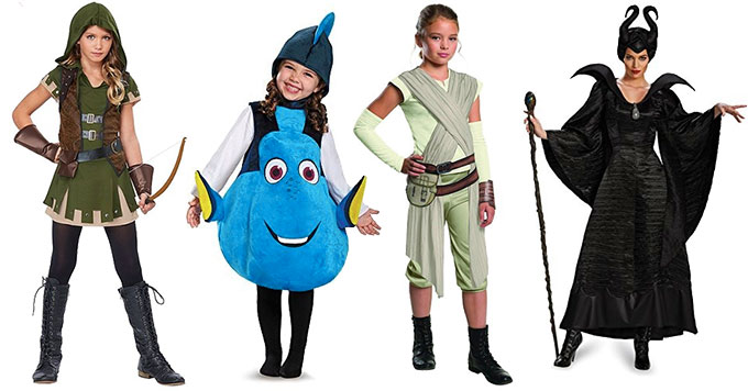 Halloween In Character: 50 Mighty Girl Costumes Based On TV, Movie ...