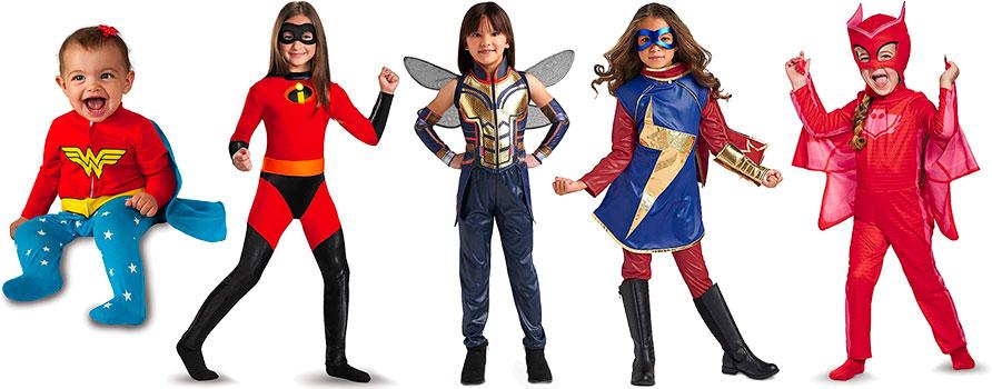A Heroic Halloween 35 Mighty Girl Superhero Costumes A Mighty Girl