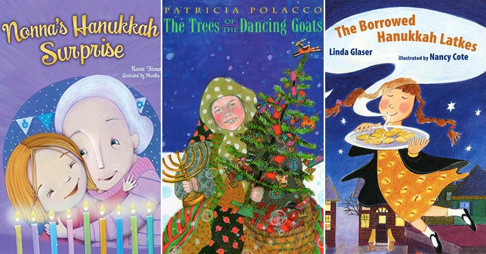 The Festival of Lights: 18 Mighty Girl Hanukkah Books