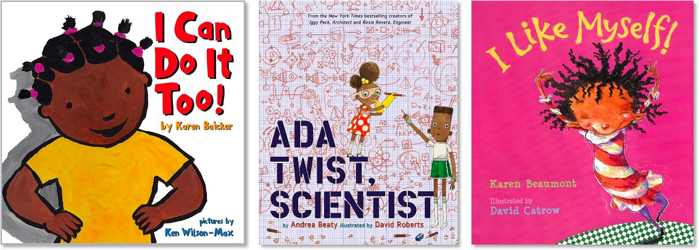 Broadening The Story 55 Picture Books Starring Black Mighty Girls