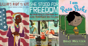 40 Inspiring Books on Girls and Women   of the Civil Rights Movement