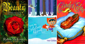 Damsels in Charge: 35 Fairy Tales Starring Mighty Girls