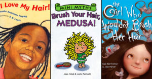 I Love My Hair:   15 Books About Mighty Girls and Their Hair