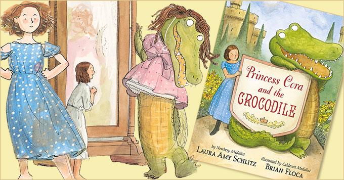 Princess Cora and the Crocodile Pre-Release Giveaway
