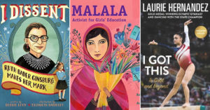 60 New Books for Women's History Month 2017