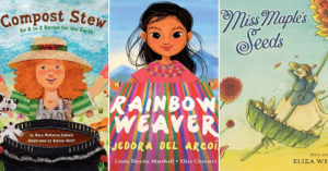 Mighty Girls Go Green:   25 Girl-Empowering Books for Earth Month