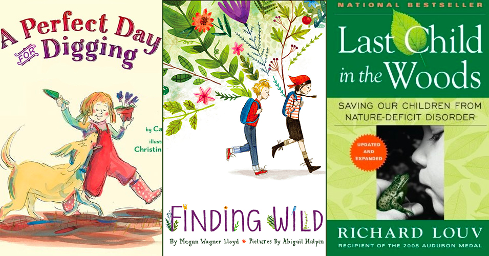 Explore Your World:   30 Mighty Girl Books About Outdoor Discovery