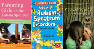 A Different Way of Thinking:   20 Books About Autistic Mighty Girls