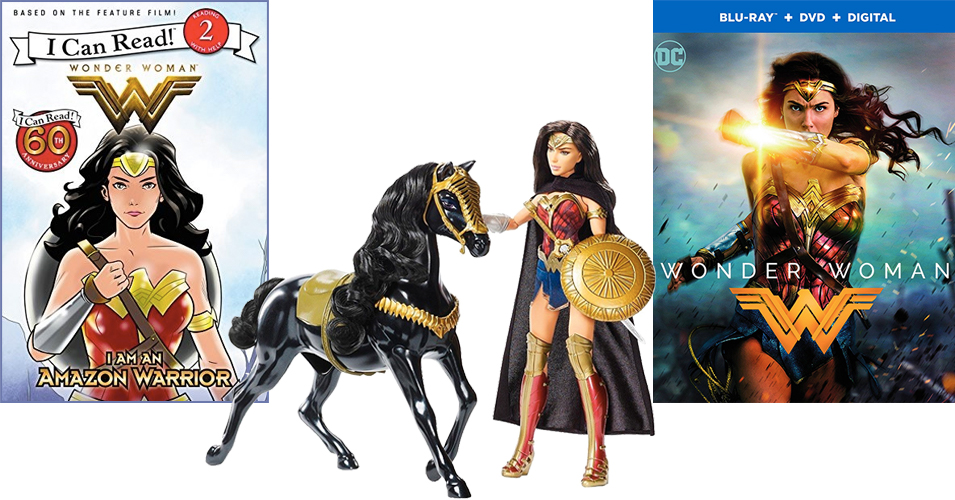 Wonder Woman Rises  Books c0bcb9a91