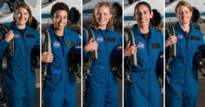 Meet the Mighty Women of NASA's   New Astronaut Class