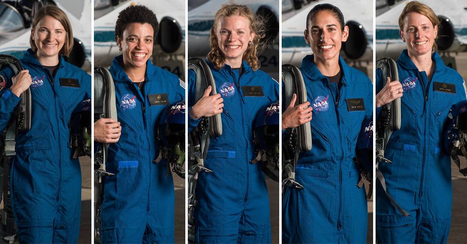 Meet the Mighty Women of NASA's New Astronaut Class | A ...