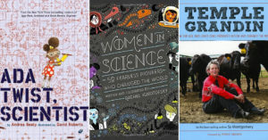 Explore Your World: 60 Books to Inspire Curious Girls