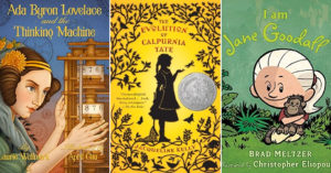 Ignite Her Curiosity:   60 Books to Inspire Science-Loving Mighty Girls