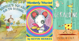 The Big Day: 25 Picture Books About   Mighty Girls Starting School