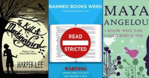 The Freedom to Read:   Challenged & Banned Mighty Girl Books