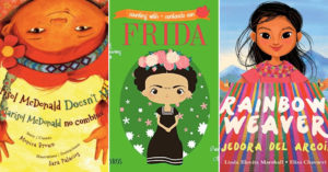 25 Bilingual Spanish/English Picture Books   Starring Mighty Girls