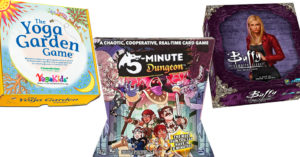 Winning Together: 50 Cooperative Board Games for Mighty Girls