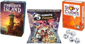 Winning Together:   Top 44 Cooperative Board Games for Mighty Girls