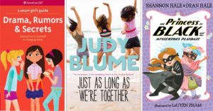Making & Keeping Friends:   50 Mighty Girl Books About Friendship