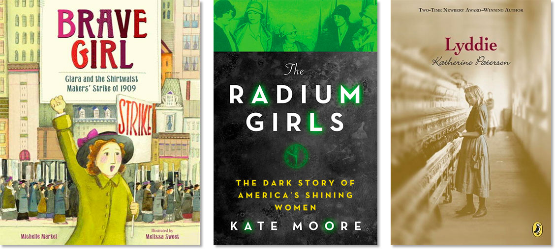 Fighting For Justice: 20 Books About Women and the Labor
