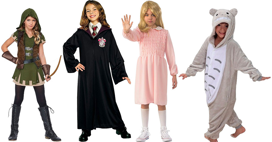8aa6d572884217 Halloween In Character: 60 Mighty Girl Costumes Based On TV, Movie, and  Book Characters | A Mighty Girl