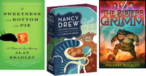 Elementary, My Dear Mighty Girl:   40 Books Starring Mighty Girl Detectives