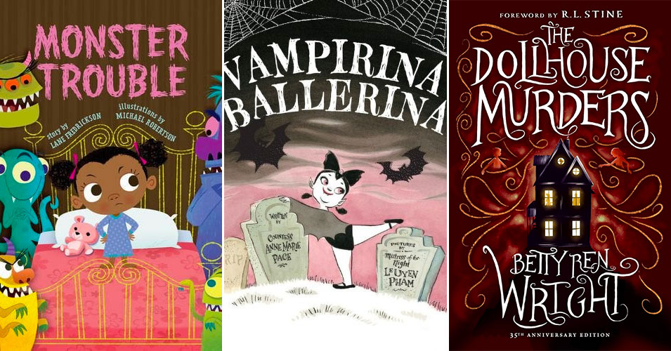 Things That Go Bump in the Night:   50 Mighty Girl Stories of Ghosts, Witches, and Monsters