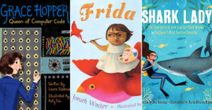 Telling Her Story:   75 Picture Books About Mighty Girls & Women
