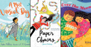 Born In My Heart:   16 Mighty Girl Books for National Adoption Day